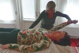 Cursus dynamische massage Massagepraktijk Meander