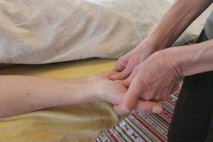 Meander Massagecursus Ontspanningsmassage individueel